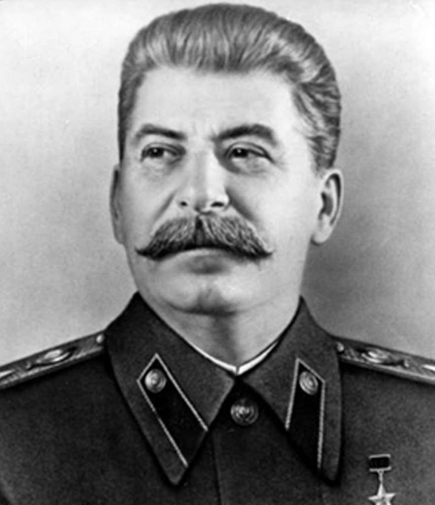 What were the similarities between Benito Mussolini and Joseph Stalin?