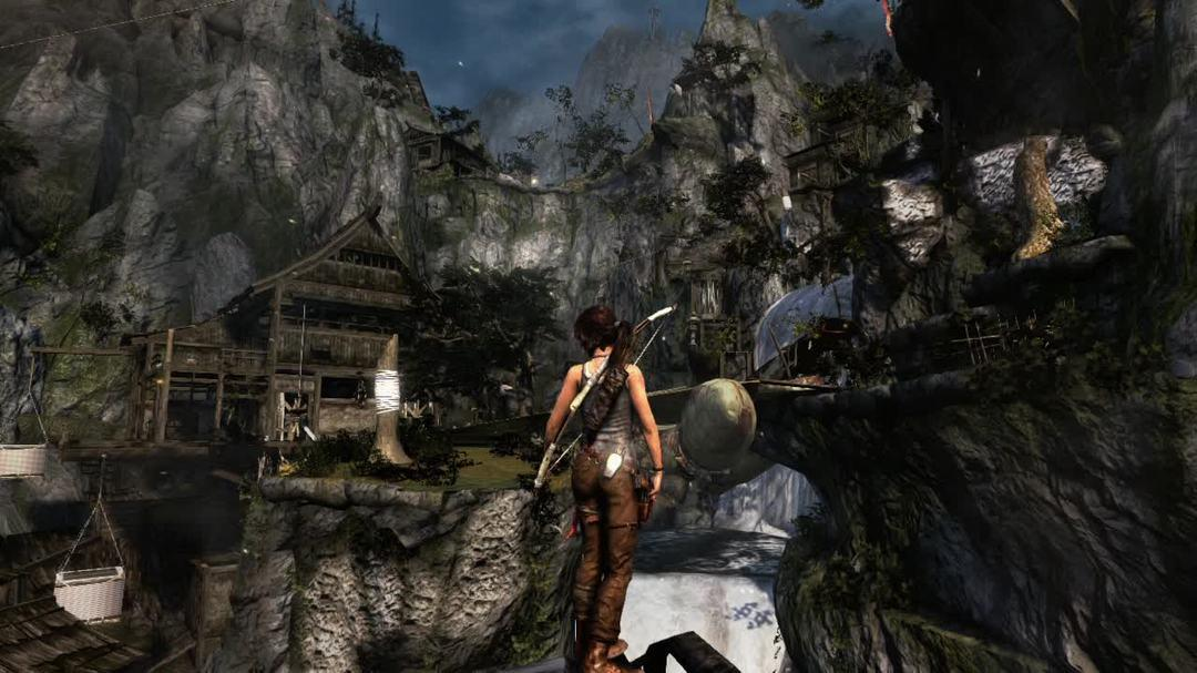Tomb Raider Guide to Survival 2 - Exploration