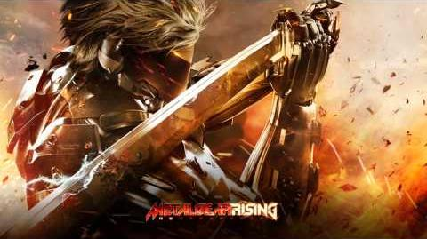Metal Gear Rising OST - It Has to Be This Way (Senator Armstrong)