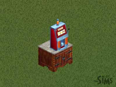 Slot machine sims 3