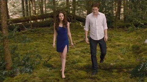 Twilight Breaking Dawn Part 2 Clip