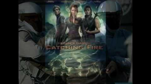 The Hunger Games Catching Fire Sneak Photos And Picture And Poster old version