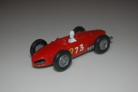 73b ferrari f1 racing car