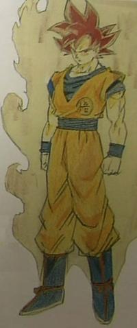 [Model sin amxx] Goku SSJ Dios  Arte_oficial_Super_Saiyajin_Dios