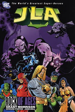 JLA Rock of Ages