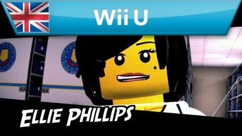 LEGO CITY Undercover - Webisode 4 Meet Ellie Phillips (Wii U)