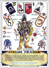 Rogue Trader Joff Zuckerman RT Era