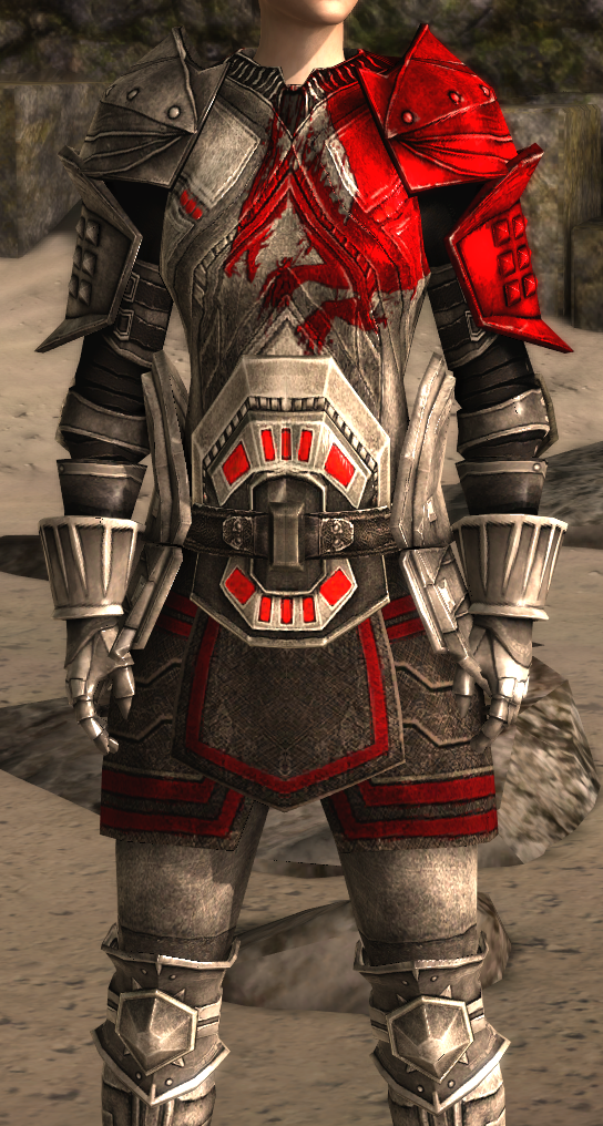 Blood Dragon Armor (item)