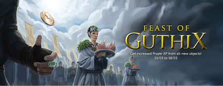 Feast of Guthix banner