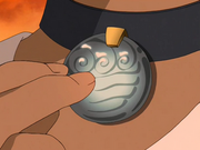 Katara's necklace
