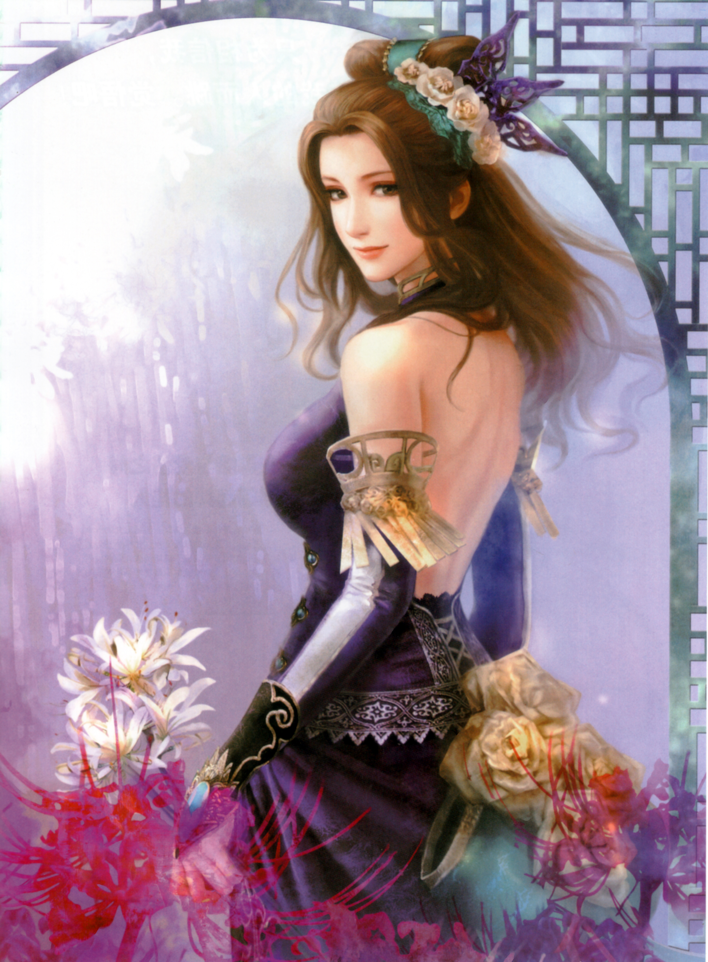 Zhang Chunhua - The Koei Wiki - Dynasty Warriors  Samurai Warriors    Zhang Chunhua