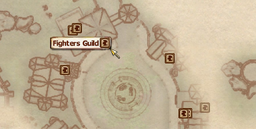 Chorrol Fighters Guild MapLocation
