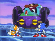 Just shoot them Robotnik, don&#39;t waste it!