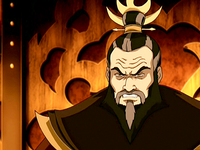 Sozin outraged