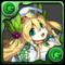 No.654  緑聖の豊麗神·フレイヤ(绿圣的丰丽神·芙蕾雅)