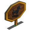 Black Lab Mastery Sign-icon