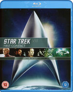 Star Trek First Contact BD cover Region B