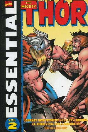 Essential Thor Vol 1 2