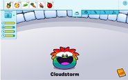 Caring for Cloudstorm