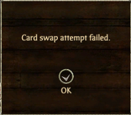 CardSwapFailed
