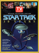 Star Trek 30 Years Canadian cover