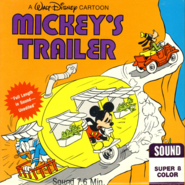 Mickey&#39;s Trailer