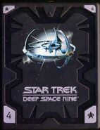 DS9 Season 4 DVD-Region 2