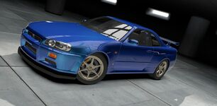 Nissan Skyline GT-R R34 V-Spec I