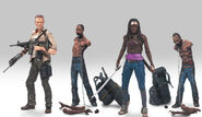 Series 3 Action Figures Promo