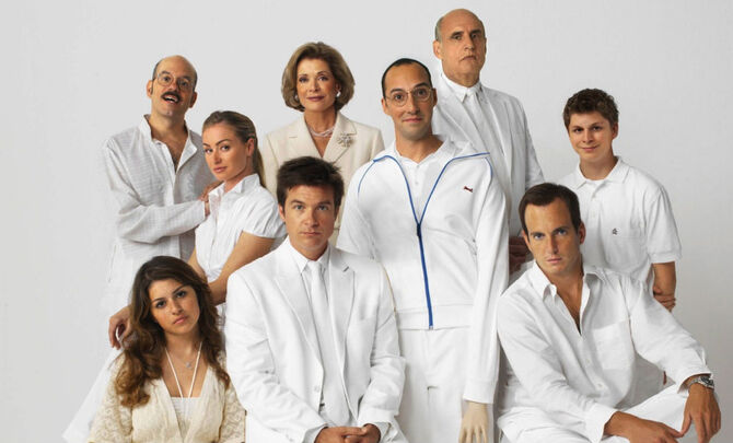 Bluth Family white cropped