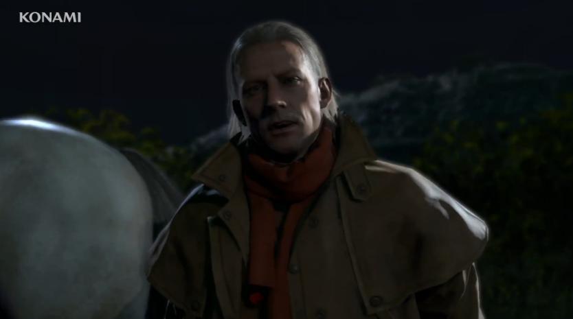 Ocelot روزهای متفاوت یک مار | اولین نگاه به Metal Gear Solid V: The Phantom Pain