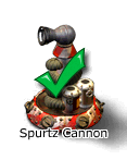 Spurtz Cannon Hell Raisers