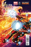 All-New X-Men Vol 1 10 Many Armors of Iron Man Variant