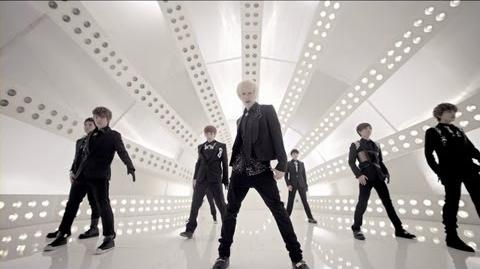 Super Junior 슈퍼주니어 A-CHA Music Video Dance ver