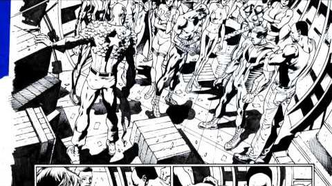 Age of Ultron 3 Bryan Hitch Discusses Comics Storytelling and Art - Marvel AR