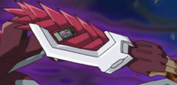 Dark ZEXAL Power D-Pad