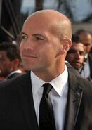 Billy Zane Cannes 2010