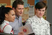02 Santana, Will, Kurt in Wer ist im Bilde