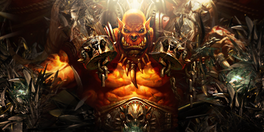 Garrosh hellscream by tay x-d3bdtto
