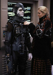 Borg (behind the scenes)