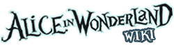Alice in Wonderland Wiki-wordmark
