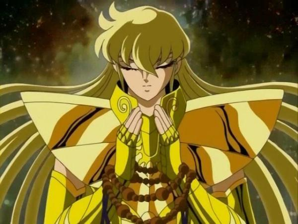 Gaiden - A Ordem dos Cavaleiros de Atena Shaka-de-virgem