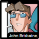 John brisbaine icon