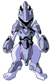 Armor mewtwo