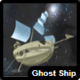 Ghost ship icon