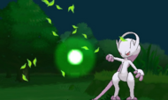 Pokmon similar a Mewtwo usando movimiento (3)