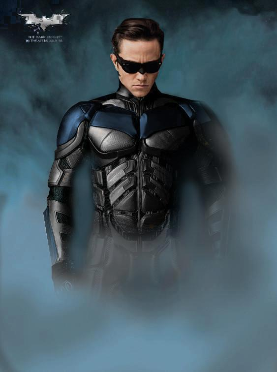 Batman Dark Knight Rises Nightwing
