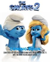 The Smurfs 2 Empire Cinema Wallpaper