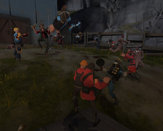 Super tf2 fad battle by kugawattan-d4av5h1