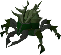 Kalphite guardian old 2